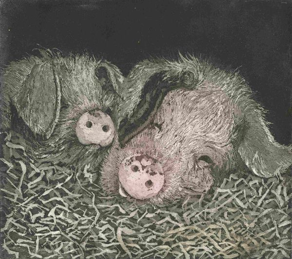 Peaceful Pigs