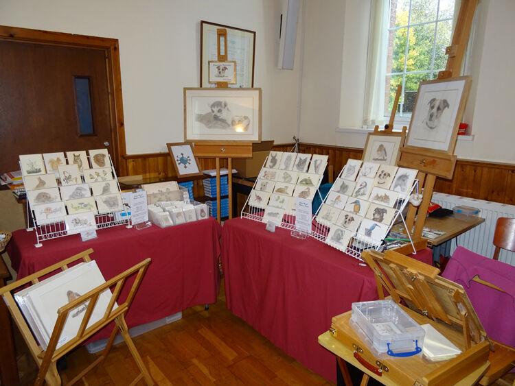 Shrewton Craft Fair