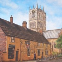 St Marys and Anne of Cleves, Melton Mowbray