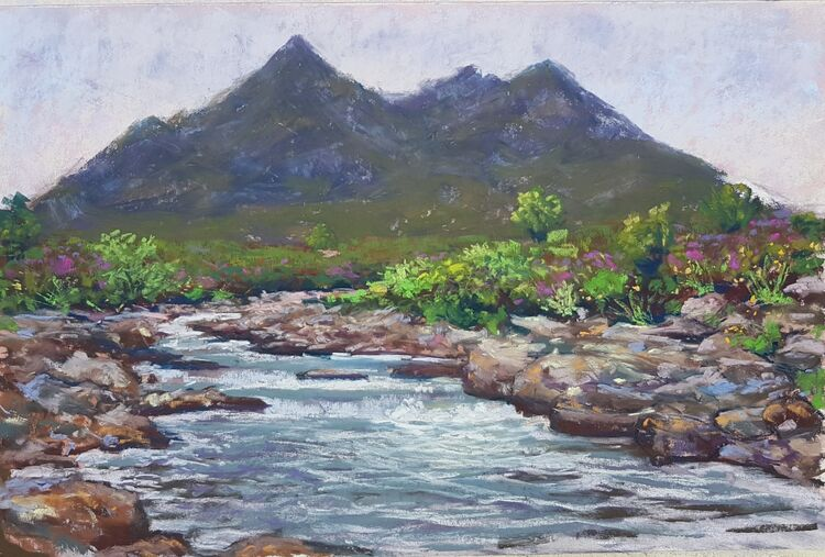 Summer Heather, Sligachan