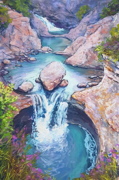 Balance, Fairy Pools