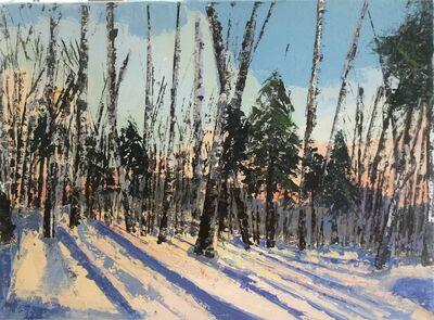 winter woods III