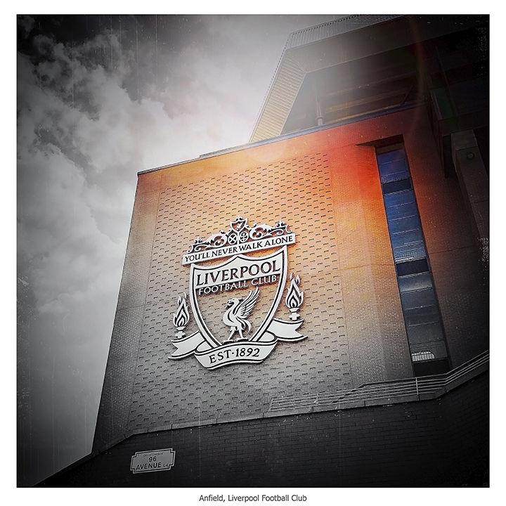Anfield Stadium, Liverpool Football Club