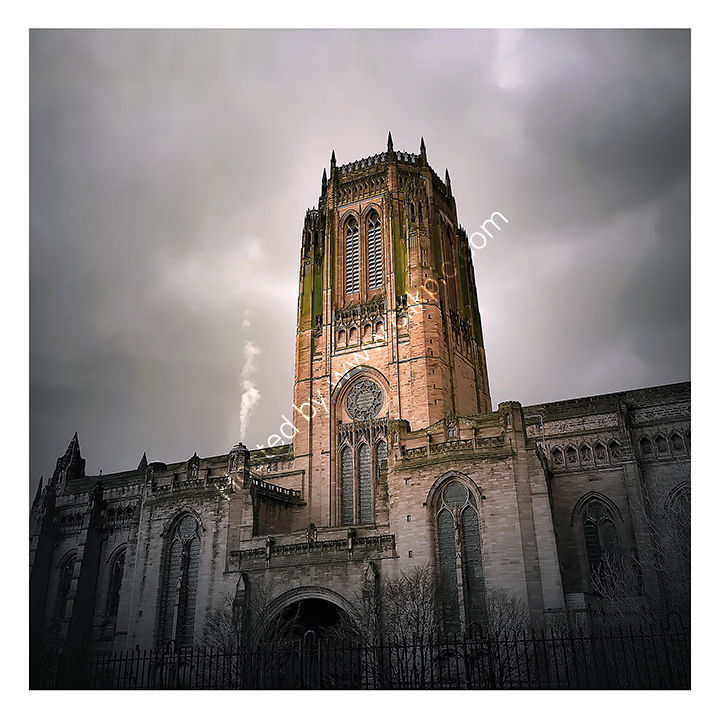 As The Light...Liverpool Anglican Cathedral