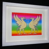 Loving Liver Birds (rainbow)