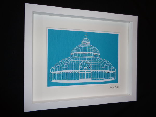 The Palm House (teal)