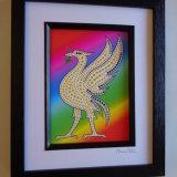 Liver Bird (rainbow)