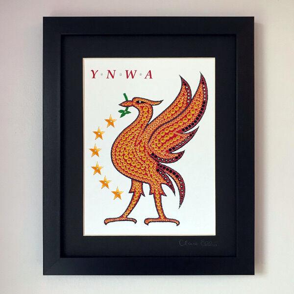 Strong bird YNWA 6*