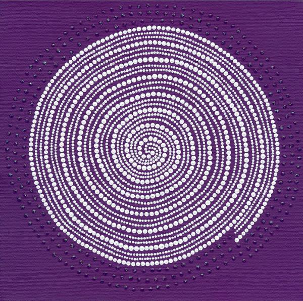 Swirl sparkle