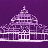 The Palm House, Liverpool (purple)