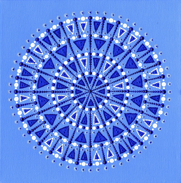 Wheel of sapphire