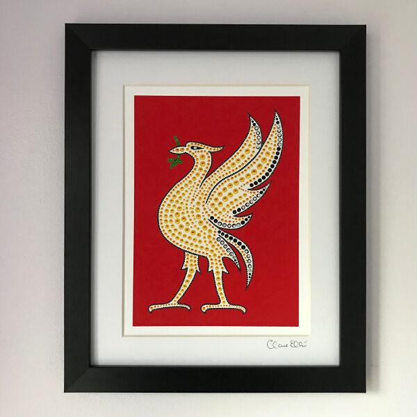 Liver Bird (red)
