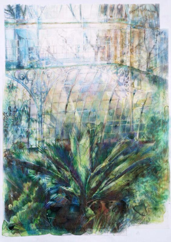 Glasshouse 50x68cm