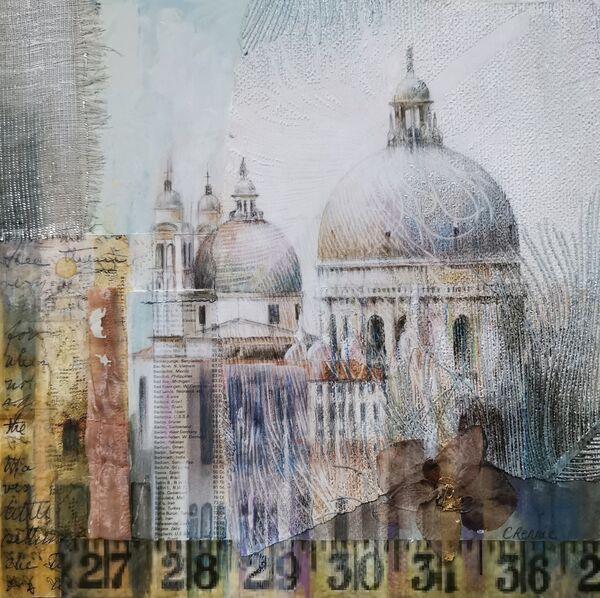 Santa Maria Della Salute 29 x 29cm