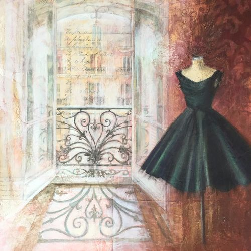 Paris Window *Sold*