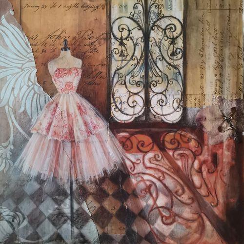 Parisian Pink *Sold*