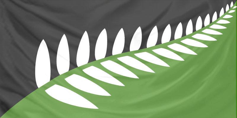 the fern (green)