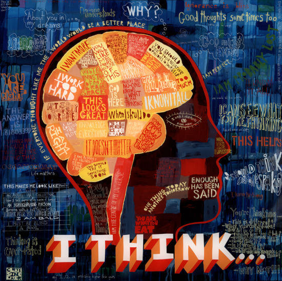I think...