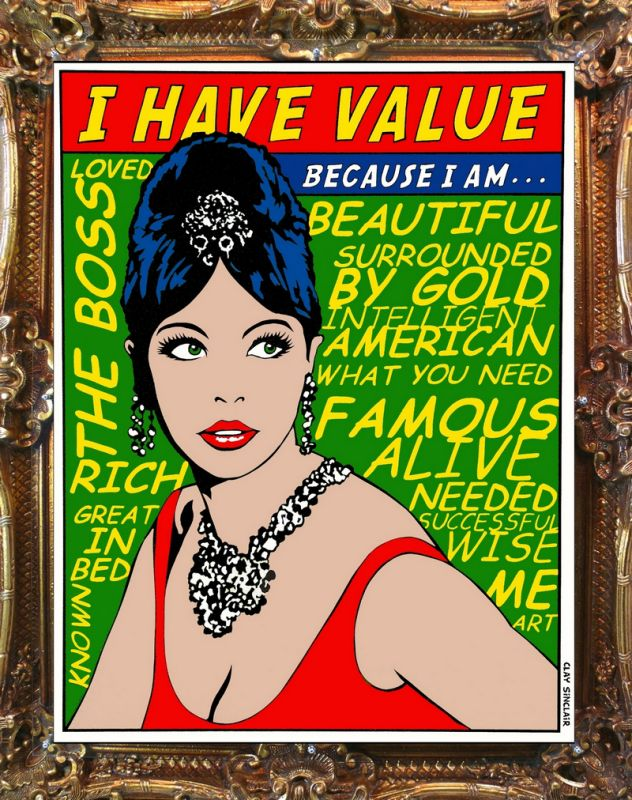 I have value