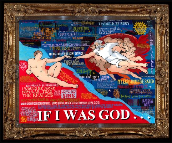 If i was God...
