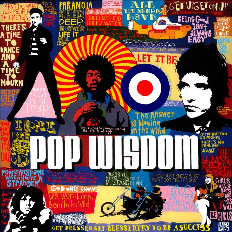 Pop Wisdom (60's)