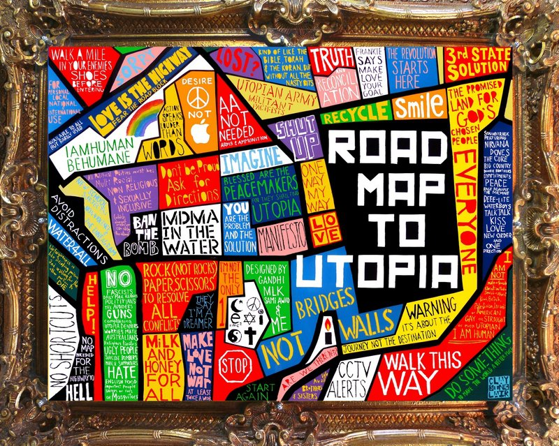 road map to utopia