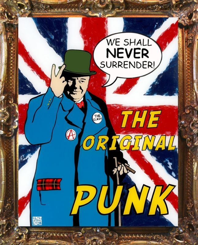 the original punk