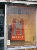 Jeans window