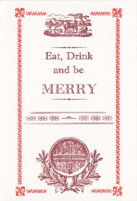Chr-006-01 Eat Drink