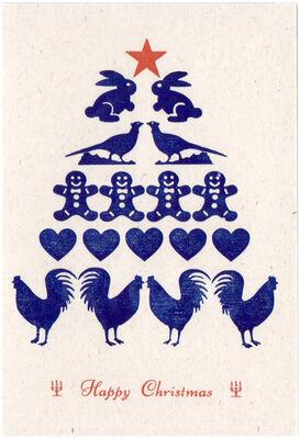 Chr-006-19 Rabbit & chicken
