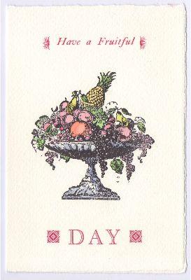 FW-017-02 Fruitful Day