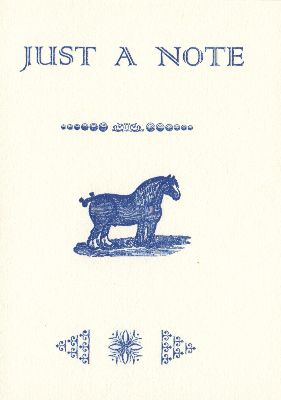 No 012 01 horse