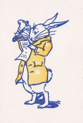 Rto-003-19 Rabbit & Bell