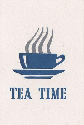 Rto-003-26 Tea Time