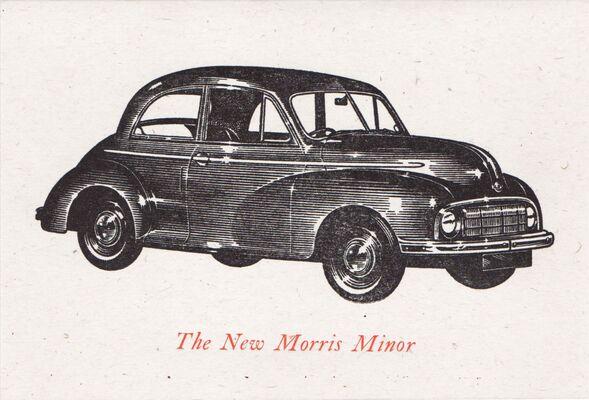 Rto-003-22 Morris Minor