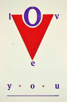 Alb 011 - 012 Love You (17 x 27 cm)
