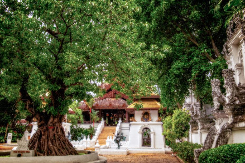 dhara dhevi hotel, chiang mai ,thailand