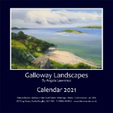 Galloway Landscapes 2021 Calendar (Cover)