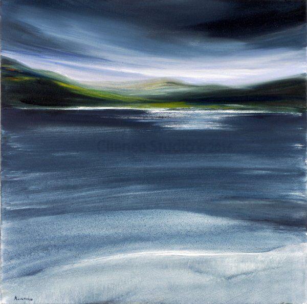 Calm Water of Loch Grannoch