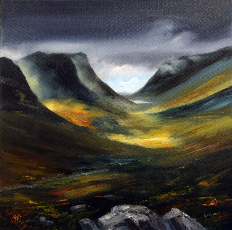 Shifting Shadows, Glencoe