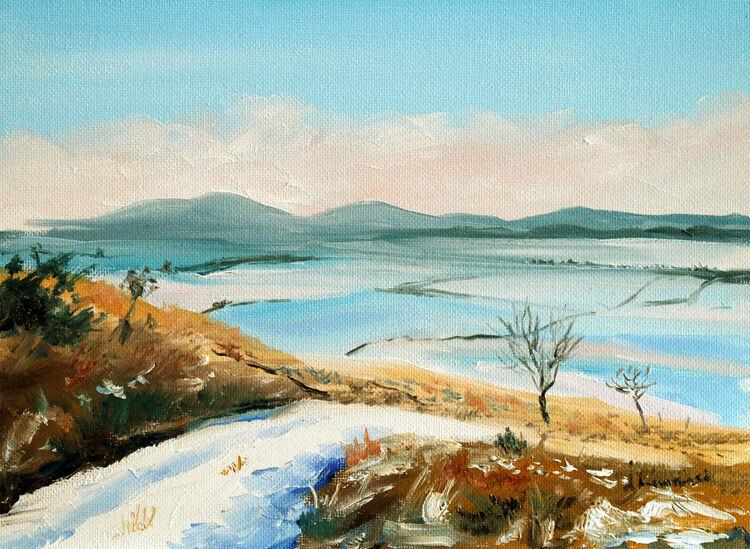 Pastel Shades, Kirkcudbrightshire
