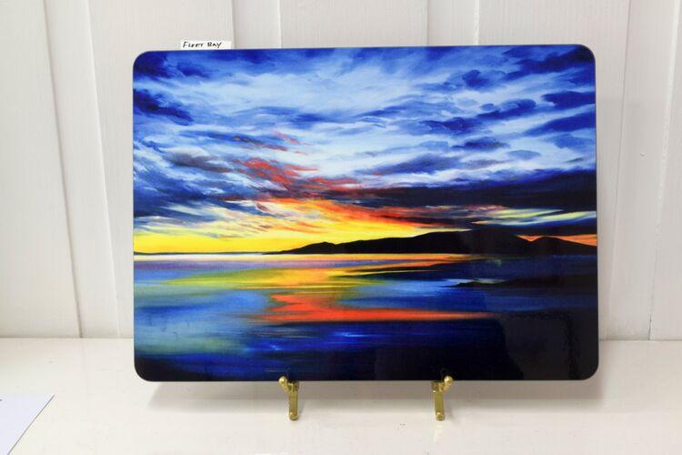 Fleet Bay Sunset