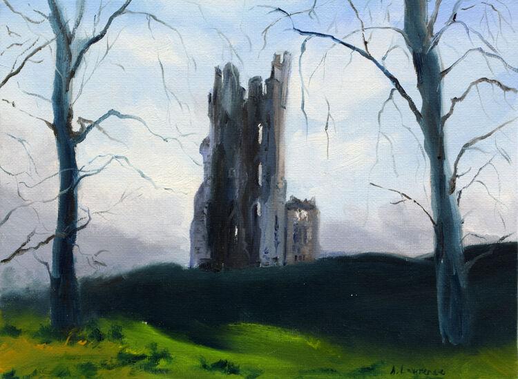 Helmsley Castle, Yorkshire