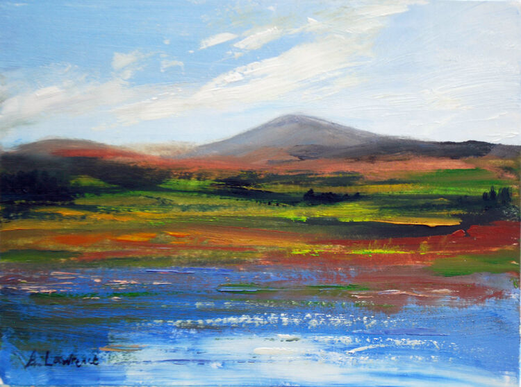 Autumn Breeze Loch Rannoch