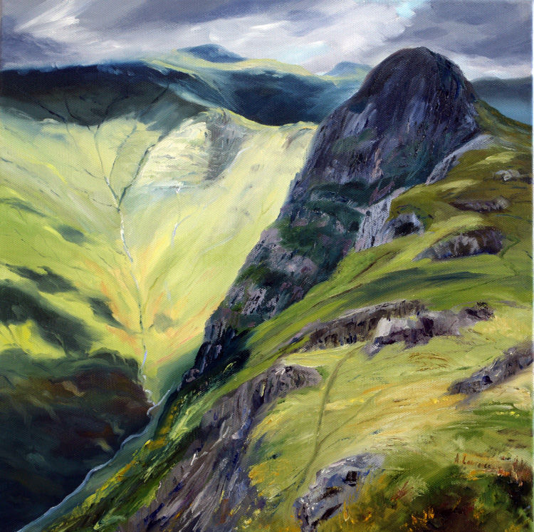 Wandering Shadows, Pike O' Stickle