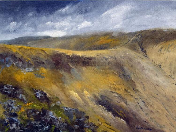 Cloud Capped Hills (the Merrick)