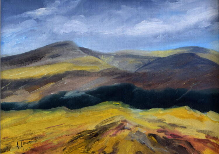 Cloudswept Hills, The Merrick