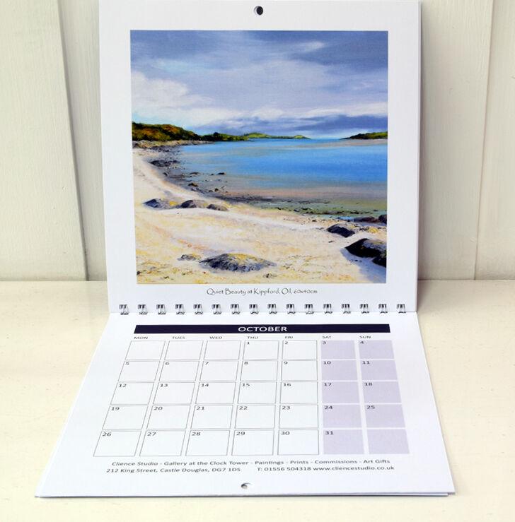 Galloway Calendar