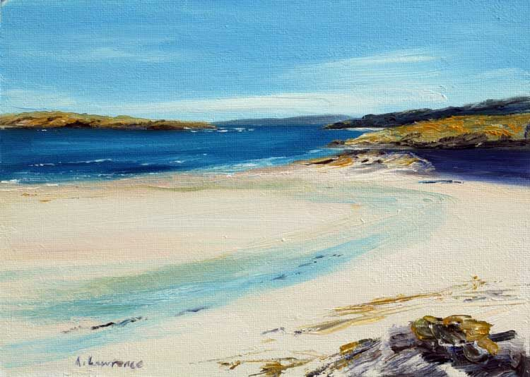 On the Sands of Traigh Ne Berie