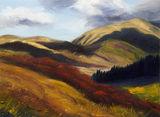 Autumn at Glen Trool